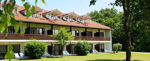 Jagdhof Vital Hotel Bad Fussing