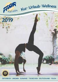 Katalog Kur-Urlaub-Wellness für 2019