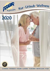 Katalog Kur-Urlaub-Wellness für 2020