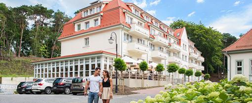 Residenz Kaisers Garten 2 Kur Urlaub Wellness