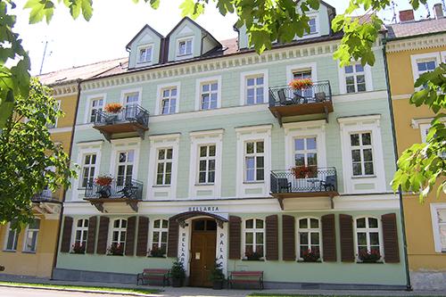 Hotel Bellaria Franzensbad