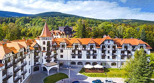 Hotel Buczynski Swieradow Zdrój