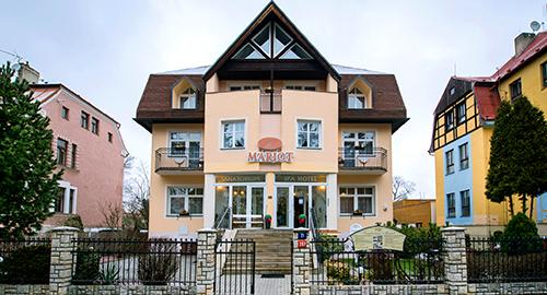 Sanatorium Mariot Franzensbad