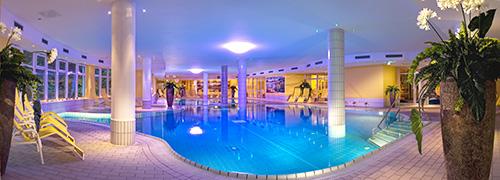 Schwimmbad Hotel Binz-Therme