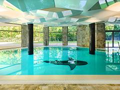 Schwimmbad im Diune Hotel und Resort