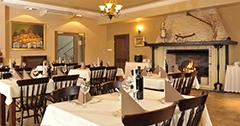 Hotel Mona Lisa Kolberg Blick ins Restaurant