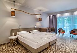 Doppelzimmer im West Baltic Resort