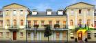 Hotel Reza Vorderansicht