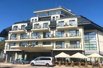 Hotel Ewerdin Außenansicht