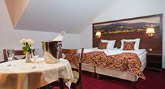 Wohnbeispiel Zimmer im Hotel Buczyński