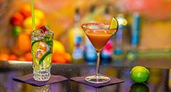 Cocktail-Beispiel vom Hotel Buczynski