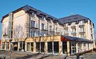 Hotel Krol Plaza bietet Wellness an