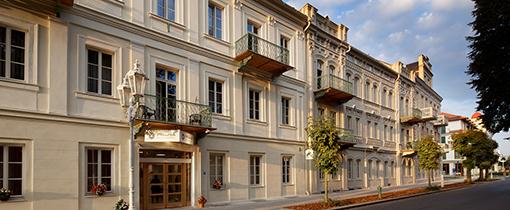 Kurhotel Prag Franzensbad