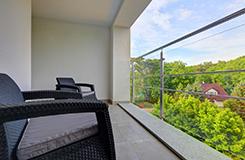 Balkon Hotel Skal Ustronie Morskie