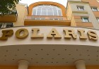 Teilfrontalansicht Hotel Polaris