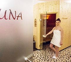 Sauna im Kurhotel Bad Suderode