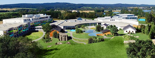 Panorama Siebenquell Gesund-Zeit-Resort Weißenstadt