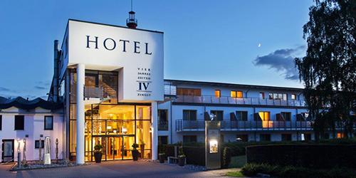 Hotel Vier Jahreszeiten im Ostseebad Zingst
