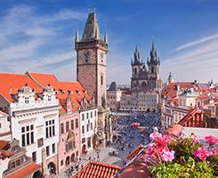 Sehenswürdigkeiten in der Prager Altstadt