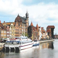 Danzig Gdansk Hafen
