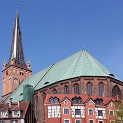 Stettin Jakobi-Kathedrale