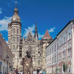 St-Elisabeth-Kathedrale Kassau