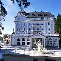 Hotel Esplanade Spa Resort Marienbad
