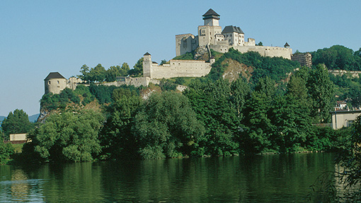 Burg Trenčín