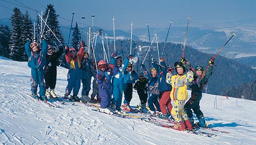 Slowakei hat bekannte Wintersport-Gebiete