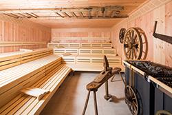 Holzwerkstatt-Sauna Siebenquell