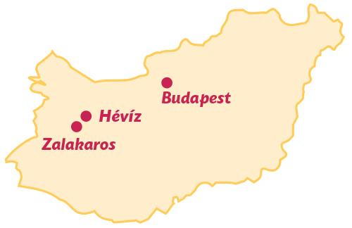 Ungarische Kurorte aus unserem Angebot