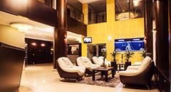 Lobby im Hotel Era