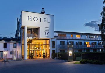 Hotel 4 Jahreszeiten in Zingst