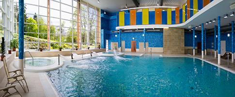Schwimmbad im Konstantin-Center