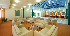 Lobby im Spa-Resort Sanssouci Karlsbad