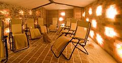 Raum für Soleinhalationen Spa-Resort Sanssouci Karlsbad