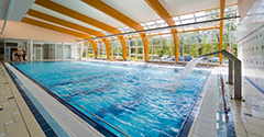 Bassin im Spa-Resort Sanssouci Karlsbad