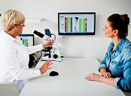 Konsultation mit der Ärztin im Wellnesshotel ProVita
