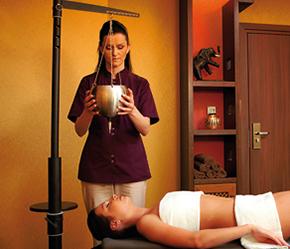Einsatz von Aromaöl im Medical-Spa-Hotel Unitral