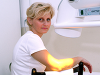 Bioptron-Therapie in Piestany