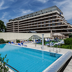 Thermal Margaret Island Health Spa Hotel in Budapest