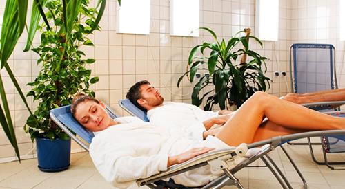 Fototerapia im Hotel Wolin
