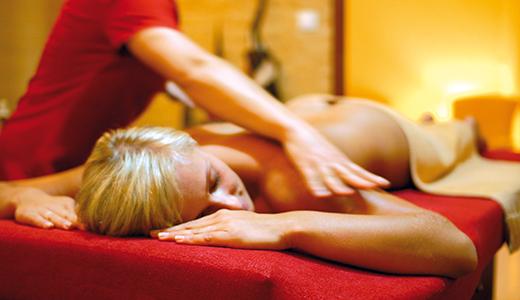 Ayurveda-Massage im Hotel Lidia