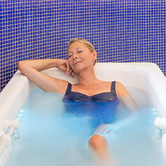 Hydroxeur-Bad im Hotel Falkensteiner Grand Spa