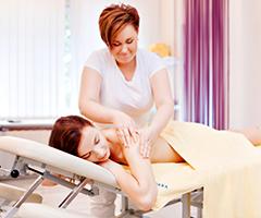 Massage im Kolberger Kurhaus Perelka
