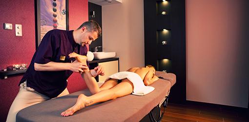 Lomi-Lomi-Massage im Medical-Spa-Hotel Unitral