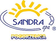 Logo des Ferienkomplexes Sandra Spa in Fischerkaten