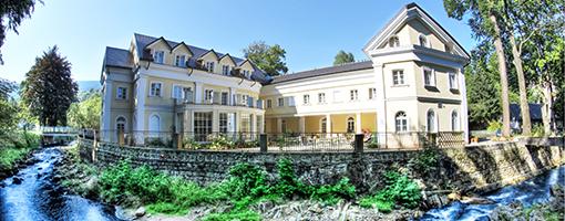 Hotel Altes Kurhaus in bad Flinsberg