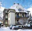 Winterliches Vitalhotel am Stadtpark