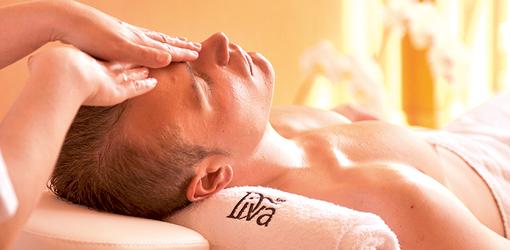 Massage im Hotel Diva Spa